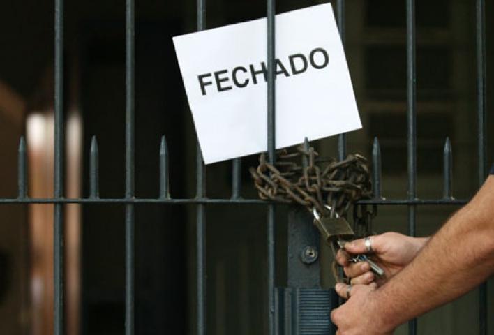 Image result for empresas fechadas